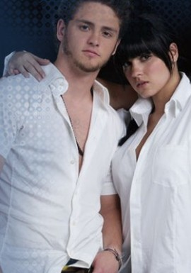 Christopher Uckermann e Maite Perroni